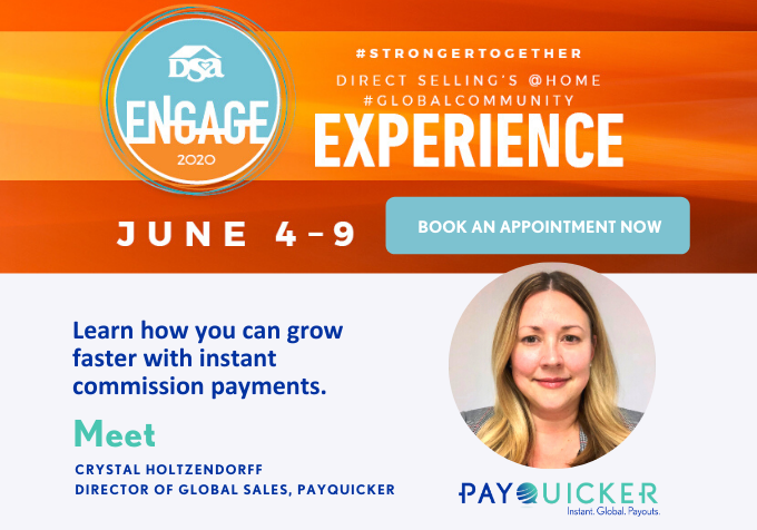 DSA Engage 2020 - PayQuicker