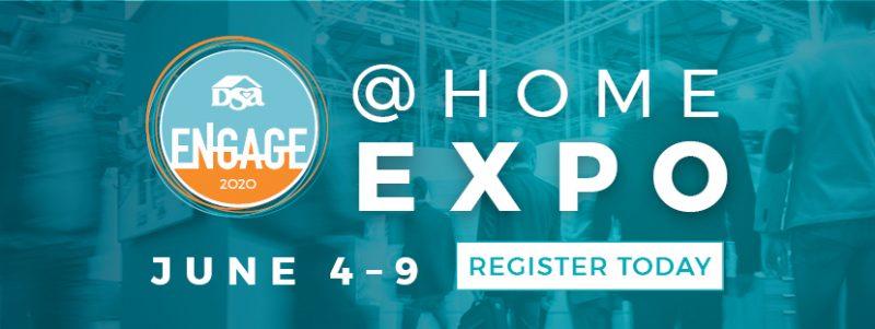 DSA ENGAGE @Home Expo