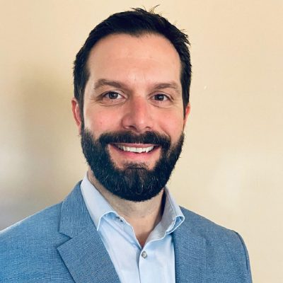 Rob Vanden, VP of Global Sales