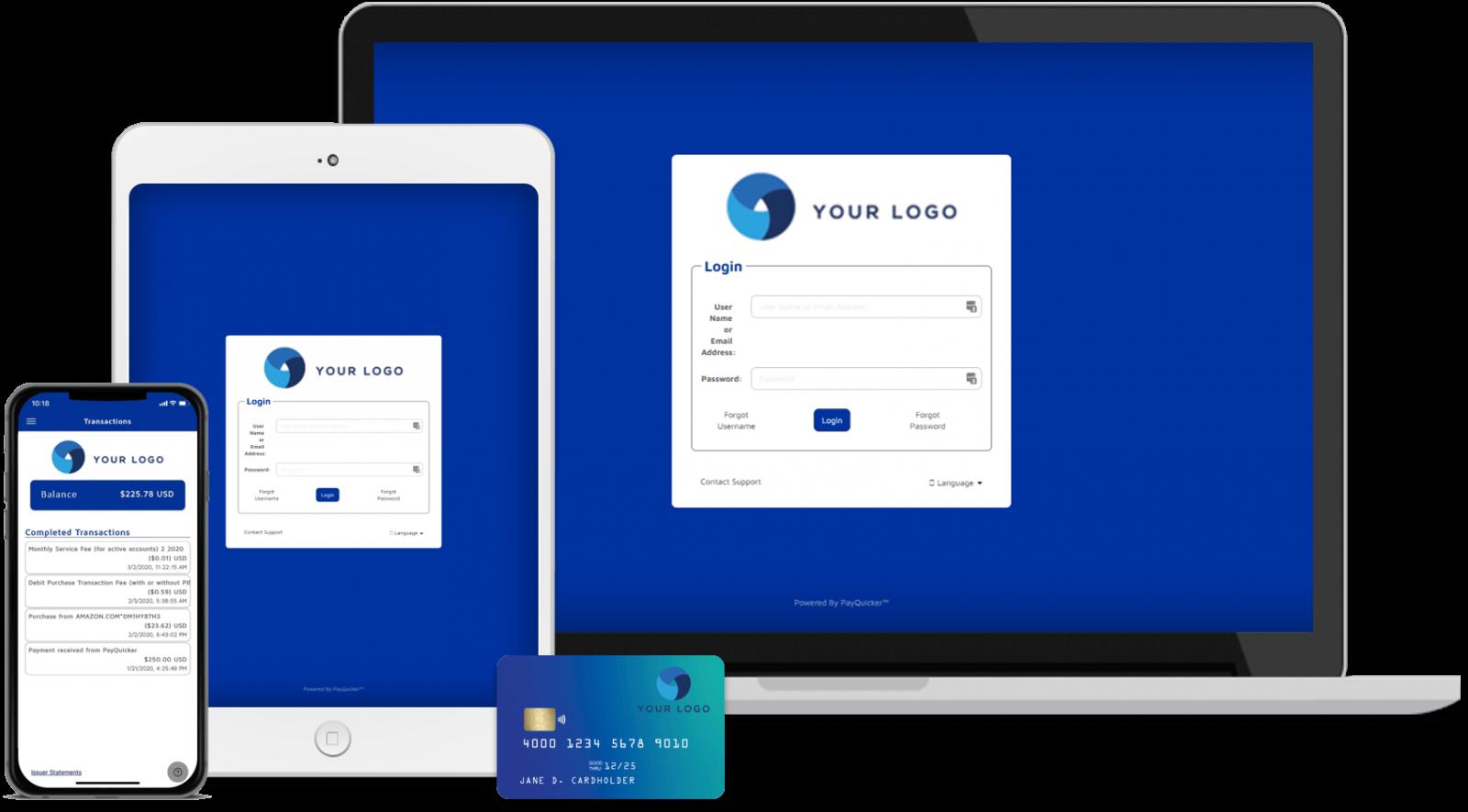 PayQuicker Branded Platform